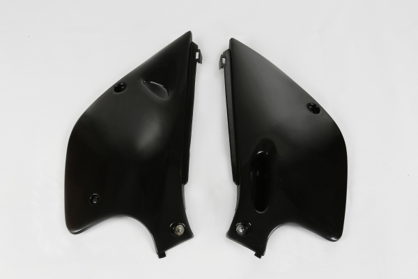 Side panels - black - Ktm - REPLICA PLASTICS - KT03037-001 - UFO Plast