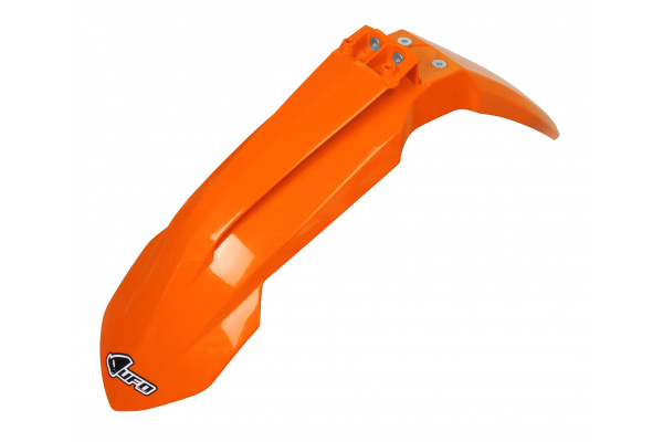 Front fender / No SX 250 16 - orange 127 - Ktm - REPLICA PLASTICS - KT04059-127 - UFO Plast