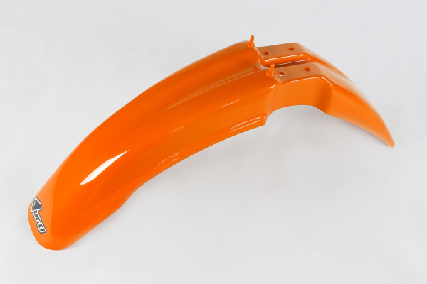 Front fender - orange 127 - Ktm - REPLICA PLASTICS - KT03020-127 - UFO Plast