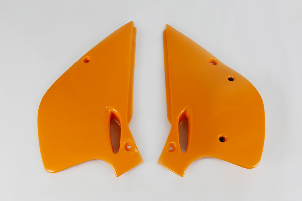 Side panels - orange 126 - Ktm - REPLICA PLASTICS - KT03023-126 - UFO Plast