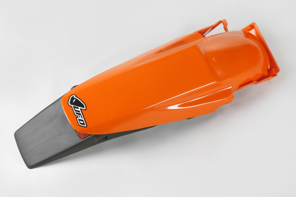 Rear fender - orange 127 - Ktm - REPLICA PLASTICS - KT03043-127 - UFO Plast