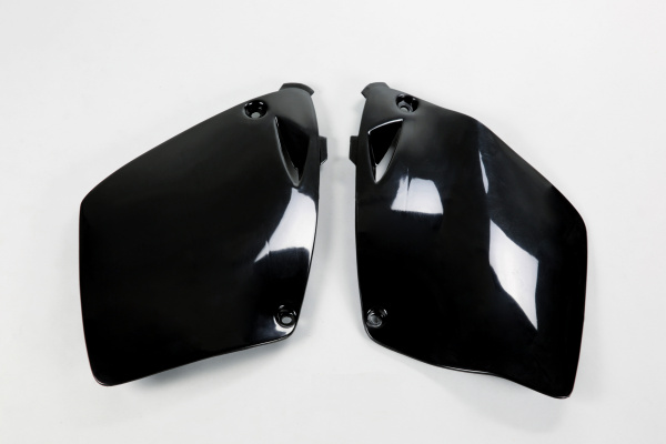 Side panels - black - Ktm - REPLICA PLASTICS - KT03041-001 - UFO Plast