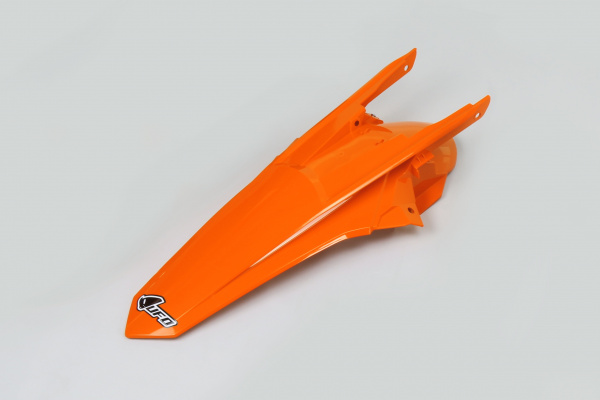Rear fender / No SX 250 16 - orange 127 - Ktm - REPLICA PLASTICS - KT04060-127 - UFO Plast