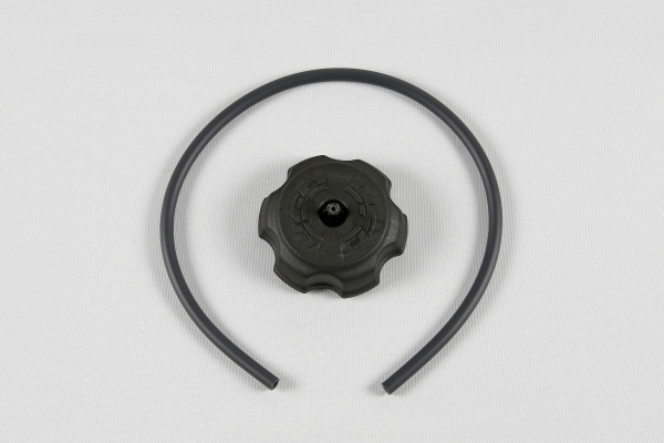 Mixed spare parts / Gas cap - black - Ktm - REPLICA PLASTICS - KT03032-001 - UFO Plast