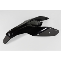 Rear fender / Enduro LED - black - Ktm - REPLICA PLASTICS - KT03097-001 - UFO Plast