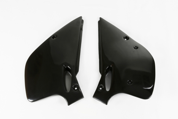 Side panels - black - Ktm - REPLICA PLASTICS - KT03023-001 - UFO Plast