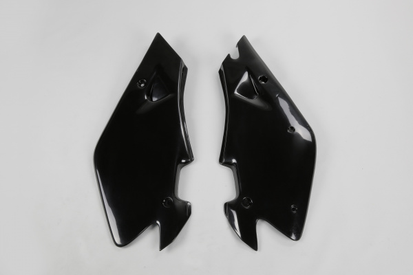 Side panels - black - Husqvarna - REPLICA PLASTICS - HU03304-001 - UFO Plast