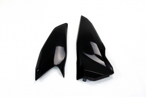 Side panels - black - Husqvarna - REPLICA PLASTICS - HU03354-001 - UFO Plast