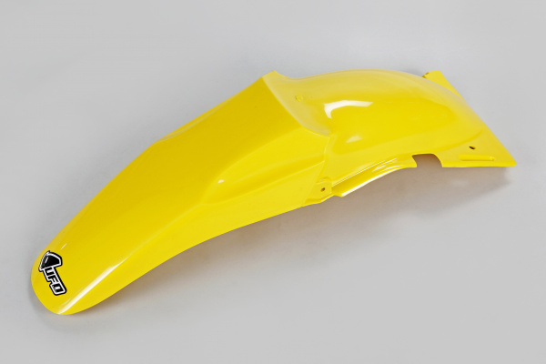 Rear fender - yellow 101 - Suzuki - REPLICA PLASTICS - SU02957-101 - UFO Plast