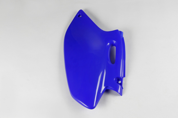 Side panels / Left side - blue 089 - Yamaha - REPLICA PLASTICS - YA03813-089 - UFO Plast