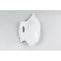 Side panels / Right side - white 046 - Yamaha - REPLICA PLASTICS - YA03812-046 - UFO Plast