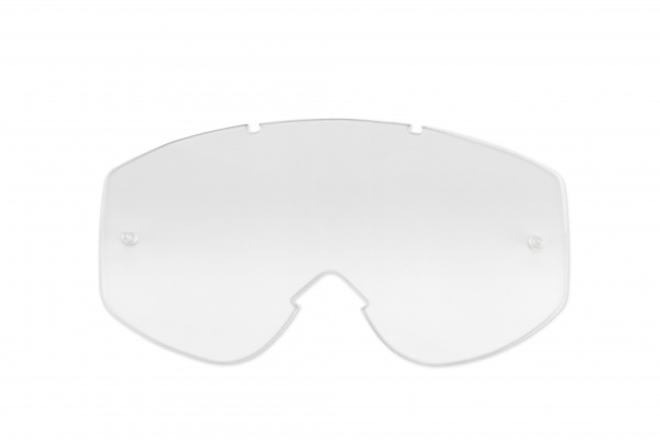 Clear lens for motocross google Mixage - Goggles - LE02176 - UFO Plast