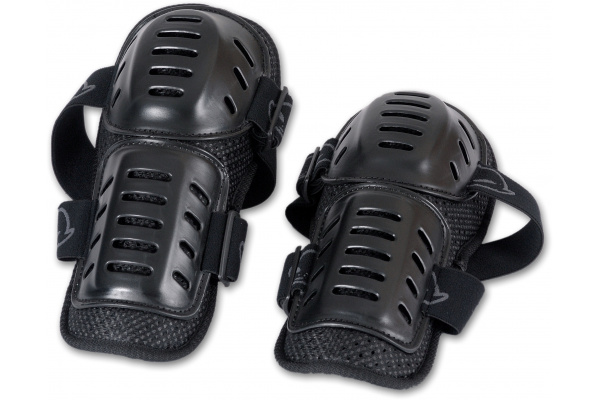 Motocross elbow guards Jump black - Elbow pads - GO02037 - UFO Plast