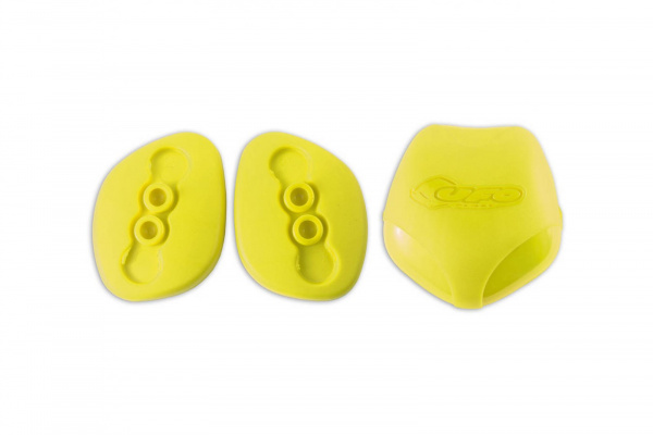 Nss Neck Support System replacement plastic support kit yellow - Neck supports - PC02288-D - UFO Plast
