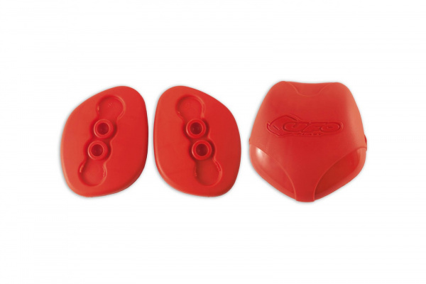 Nss Neck Support System replacement plastic support kit red - Neck supports - PC02288-B - UFO Plast
