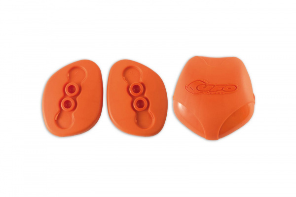 Nss Neck Support System replacement plastic support kit orange - Neck supports - PC02288-F - UFO Plast