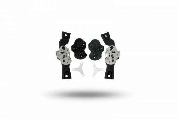 Morpho Fit hinges white - Knee brace replacement - KR012-W - UFO Plast
