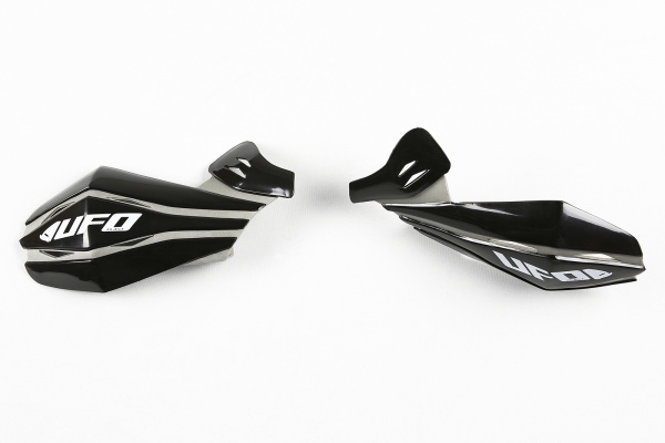 Replacement plastic for Claw handguards black - Spare parts for handguards - PM01641-001 - UFO Plast