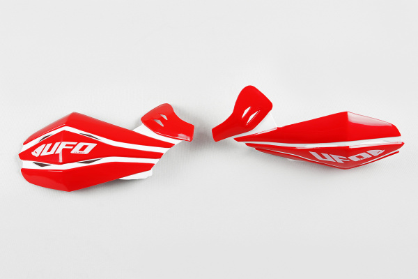 Replacement plastic for Claw handguards red - Spare parts for handguards - PM01641-070 - UFO Plast