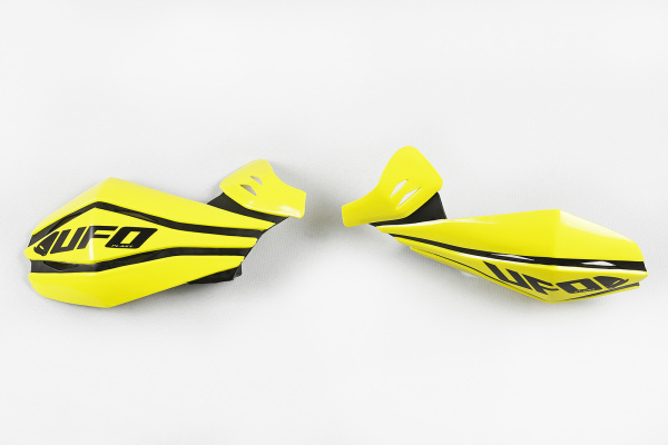 Replacement plastic for Claw handguards yellow - Spare parts for handguards - PM01641-102 - UFO Plast