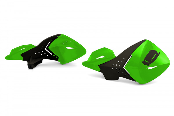 Replacement plastic for Escalade Universal handguards green - Spare parts for handguards - PM01647-026 - UFO Plast