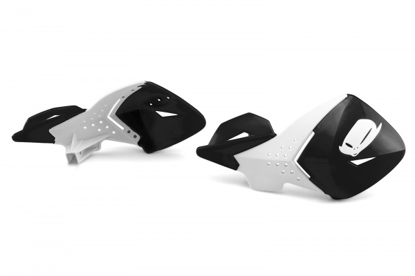 Replacement plastic for Escalade universal handguards black - Spare parts for handguards - PM01647-001 - UFO Plast