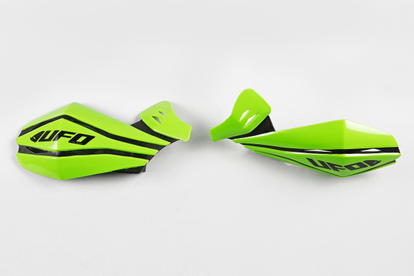 Replacement plastic for Claw handguards green - Spare parts for handguards - PM01641-026 - UFO Plast