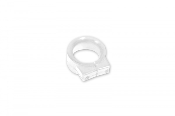 Universal cable guide neutral - Chain guide, swingarm chain, wheels, cable guides - NY02465-041 - UFO Plast
