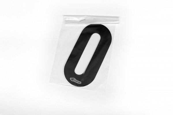 Numbers stickers for front number plate and side panels - Adesivi - AD01903-0010 - UFO Plast