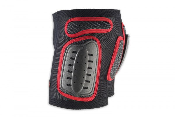 Motocross Padded shorts for kids black and red - Padded shorts - PI04158-KB - UFO Plast