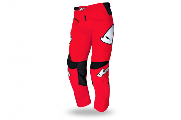 Motocross Mizar kid pants red - Pants - PI04437-B - UFO Plast