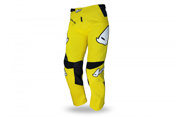 Motocross Mizar kid pants yellow - Pants - PI04437-D - UFO Plast