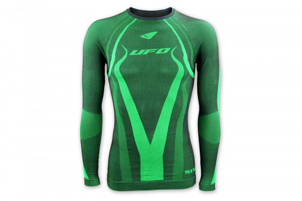 Motocross Atrax undershirt with back protector - Back protectors - PS02385-A - UFO Plast