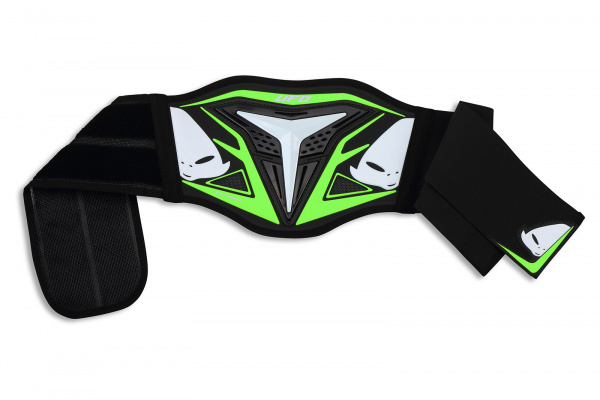 Motocross body belt Demon for kids neon green - Belts - CI02357-AFLU - UFO Plast