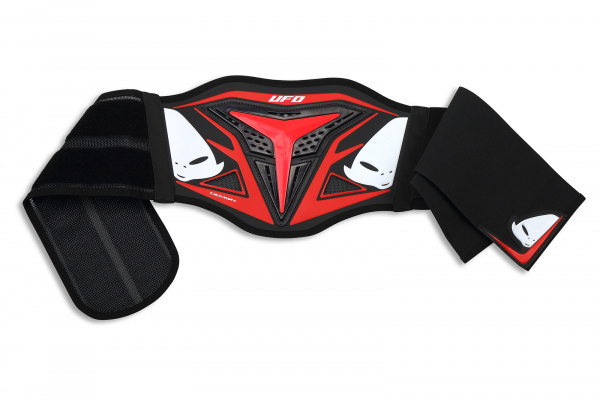 Motocross body belt Demon for kids red - Belts - CI02357-B - UFO Plast