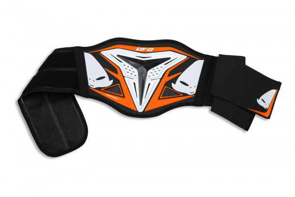 Motocross body belt Demon for kids orange - Belts - CI02357-F - UFO Plast