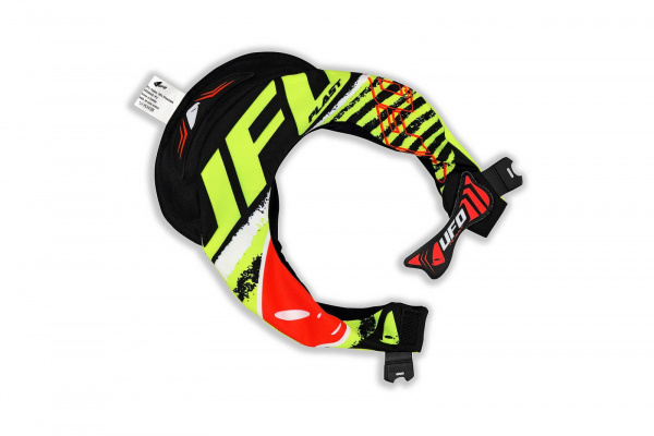 Replacement coating for motocross neck support Bulldog for kids - Neck supports - PC02374 - UFO Plast