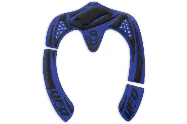 Nss Neck Support System graphic kit blue - Neck supports - PC02290-C - UFO Plast