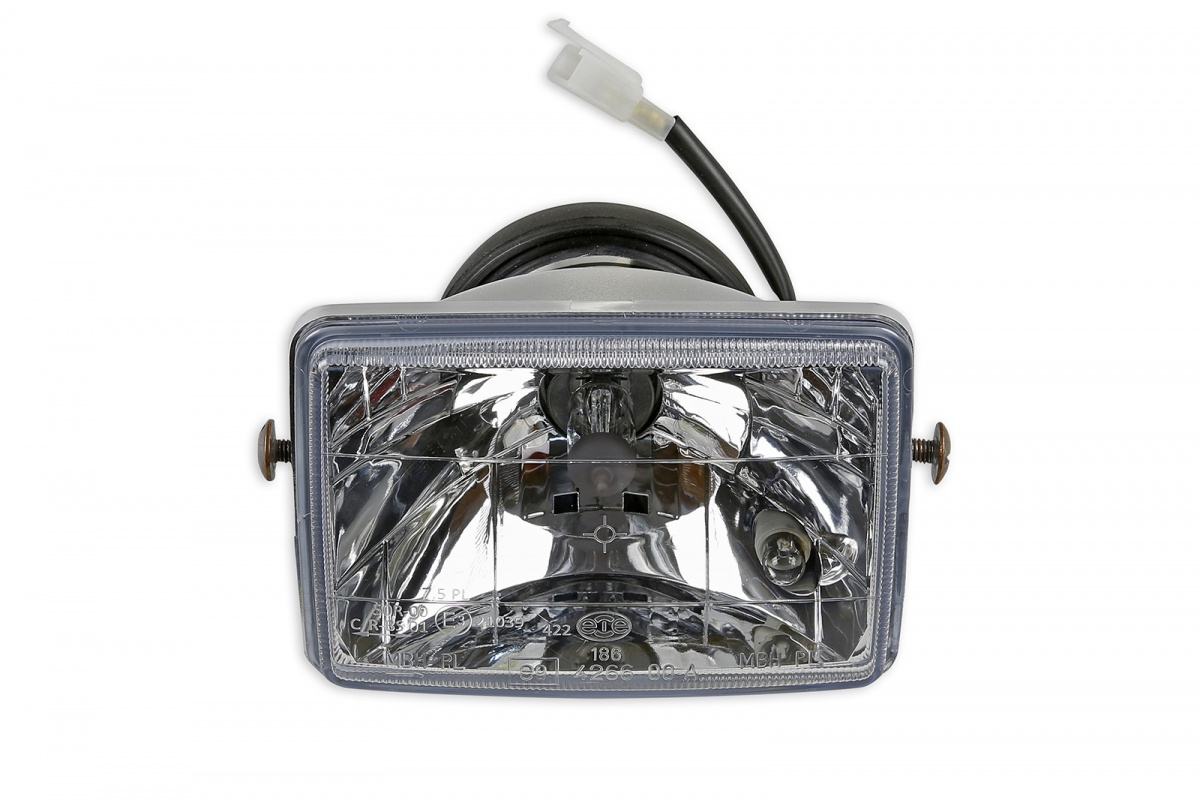 Replacement headlight unit 12V - Headlights replacement lights - FR01672 - UFO Plast