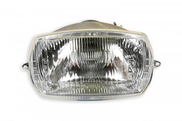 Replacement headlight unit 12V - Headlights replacement lights - FR01683 - UFO Plast