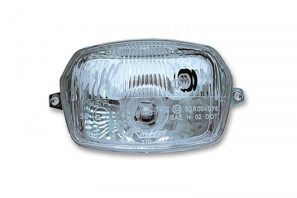 Replacement headlight - Headlights replacement lights - FR01712 - UFO Plast