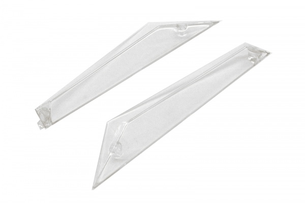 Led plastic cover - Headlights replacement lights - FR01717 - UFO Plast
