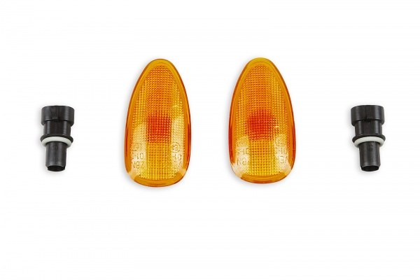 Replacement turn signals - Headlights replacement lights - AC01697 - UFO Plast