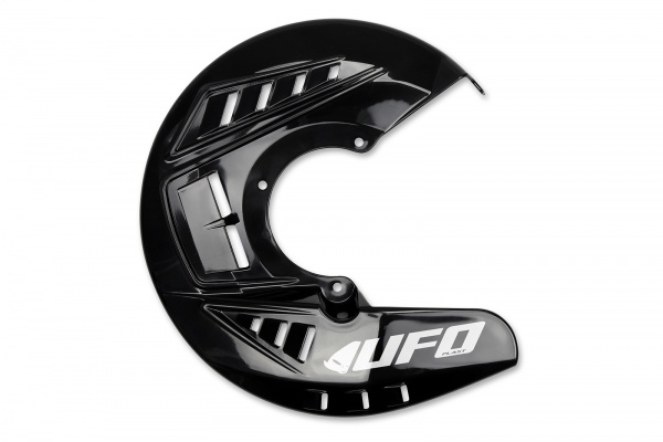 Replacement plastic front disc cover black - Disc & stem covers - CD01520-001 - UFO Plast