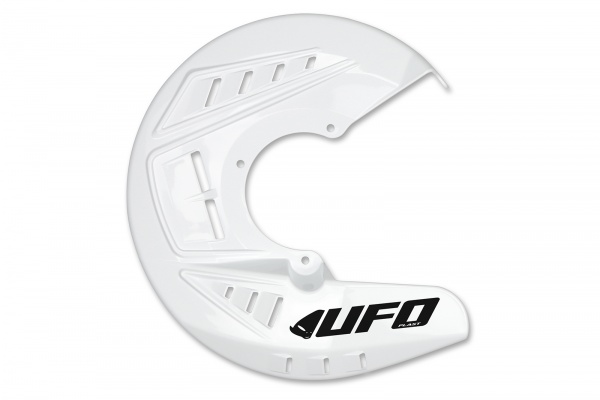 Replacement plastic front disc cover white - Disc & stem covers - CD01520-041 - UFO Plast