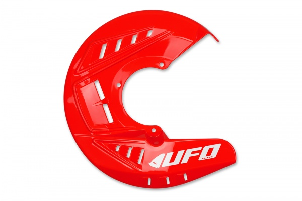 Replacement plastic front disc cover red - Disc & stem covers - CD01520-070 - UFO Plast