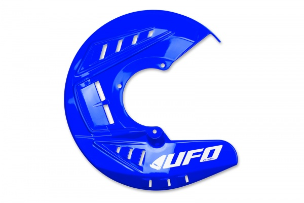 Replacement plastic front disc cover blue - Disc & stem covers - CD01520-089 - UFO Plast