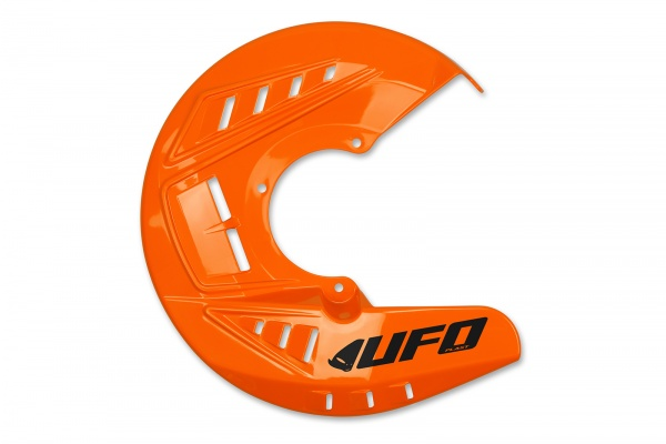 Replacement plastic front disc cover orange - Disc & stem covers - CD01520-127 - UFO Plast