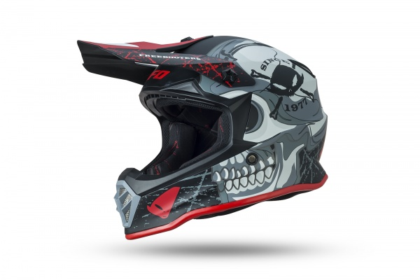 Motocross helmet Freebooters for kids - Helmets - HE137 - UFO Plast