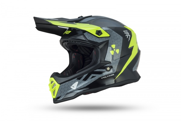 Motocross helmet Voltage for kids - Helmets - HE138 - UFO Plast
